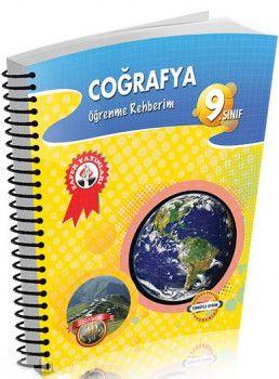 Zafer Yayınları 9. Sınıf Coğrafya Öğrenme Rehberim