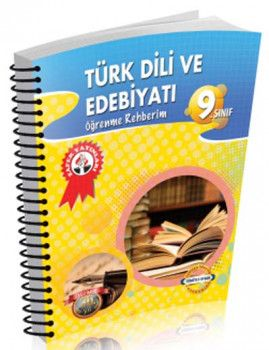 Zafer Yayınları 9. Sınıf Türk Dili ve Edebiyatı Öğrenme Rehberim