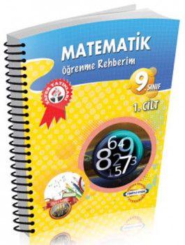 Zafer Yayınları 9. Sınıf Matematik Anadolu Lisesi Öğrenme Rehberim