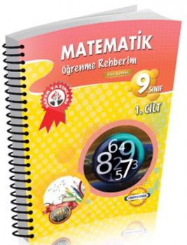 Zafer Yayınları 9. Sınıf Matematik Fen Lisesi Öğrenme Rehberim