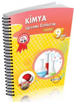 Zafer Yayınları 9. Sınıf Kimya Fen Lisesi Öğrenme Rehberim