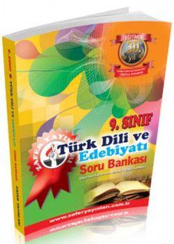 Zafer Yayınları 9. Sınıf Türk Dili ve Edebiyatı Soru Bankası