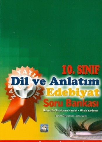 Zafer Yayınları 9. Sınıf Dil ve Edebiyat Soru Bankası
