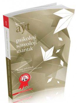 Zafer Yayınları AYT Psikoloji Sosyoloji Mantık Konu Anlatımlı