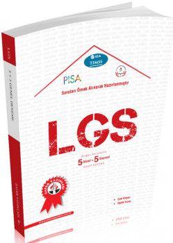 Zafer Yayınları LGS 5 li Genel Deneme