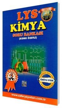 Zafer Yayınları LYS Kimya Konu Özetli Soru Bankası