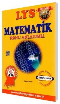 Zafer Yayınları LYS Matematik Konu Anlatımlı