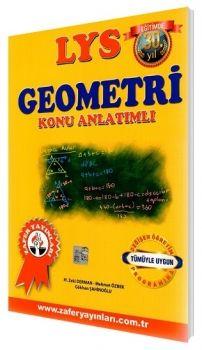 Zafer Yayınları LYS Geometri Konu Anlatımlı
