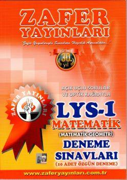 Zafer Yayınları LYS 1 Matematik Geometri 10 Adet Özgün Deneme