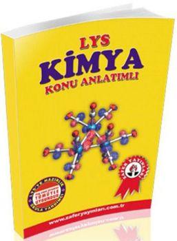 Zafer Yayınları LYS Kimya Konu Anlatımlı