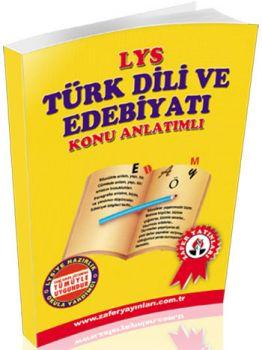 Zafer Yayınları LYS Türk Dili ve Edebiyatı Konu Anlatımlı