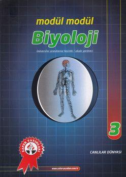 Zafer Yayınları Modül Modül Biyoloji 3