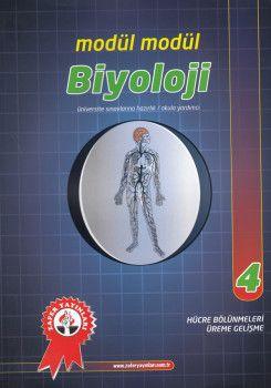 Zafer Yayınları Modül Modül Biyoloji 4