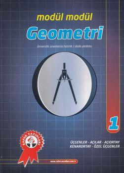 Zafer Yayınları Modül Modül Geometri 1