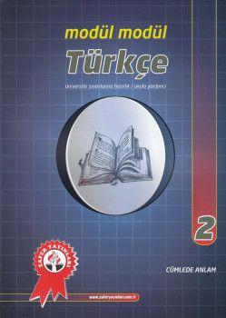 Zafer Yayınları Modül Modül Türkçe 2