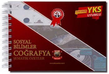 Zafer Yayınları Sosyal Bilimler Coğrafya Şematik Özetler