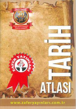 Zafer Yayınları Tarih Atlası