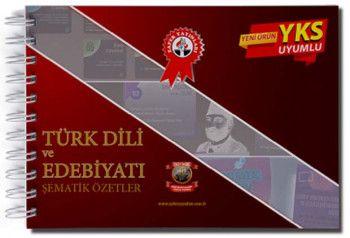 Zafer Yayınları Türk Dili ve Edebiyatı Şematik Özetler