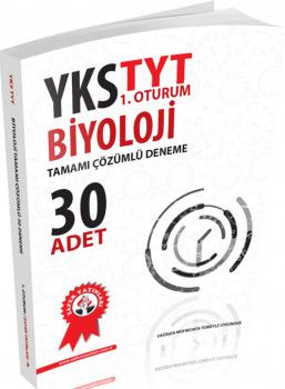 Zafer Yayınları TYT Biyoloji Tamamı Çözümlü 30 lu Deneme