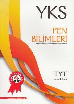 Zafer Yayınları TYT Fen Bilimleri Soru Kitabı