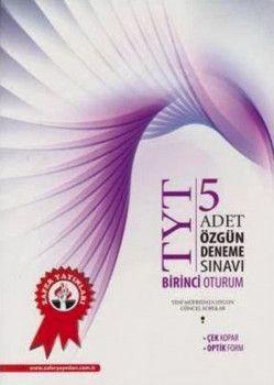 Zafer Yayınları TYT 5li Deneme Sınavı