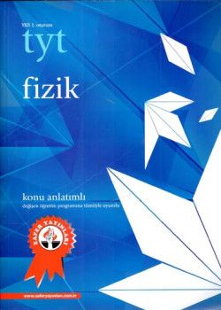 Zafer Yayınları TYT Fizik Konu Anlatımlı