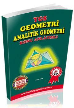 Zafer Yayınları YGS Geometri Analitik Geometri Konu Anlatımlı