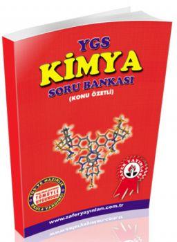 Zafer Yayınları YGS Kimya Konu Özetli Soru Bankası