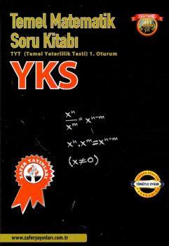 Zafer Yayınları YKS 1. Oturum TYT Temel Matematik Soru Kitabı