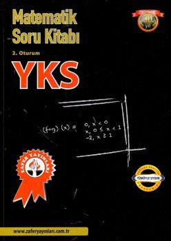 Zafer Yayınları YKS 2. Oturum Matematik Soru Kitabı