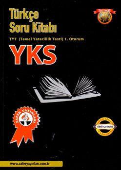 Zafer Yayınları YKS 1. Oturum TYT Türkçe Soru Kitabı