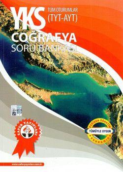 Zafer Yayınları YKS 1. ve 2. Oturum TYT AYT Coğrafya Soru Bankası