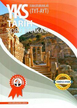 Zafer Yayınları YKS 1. ve 2. Oturum TYT AYT Tarih Soru Bankası