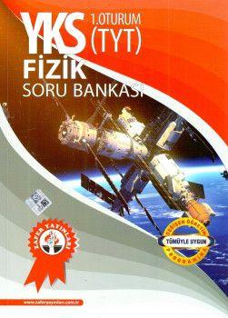 Zafer Yayınları YKS 1. Oturum TYT Fizik Soru Bankası