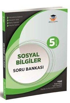 Zeka Küpü Yayınları 5. Sınıf Sosyal Bilgiler Soru Bankası