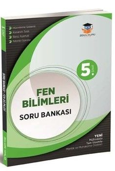 Zeka Küpü Yayınları 5. Sınıf Fen Bilimleri Soru Bankası