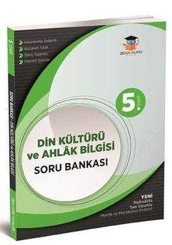 Zeka Küpü Yayınları 5. Sınıf Din Kültürü ve Ahlak Bilgisi Soru Bankası