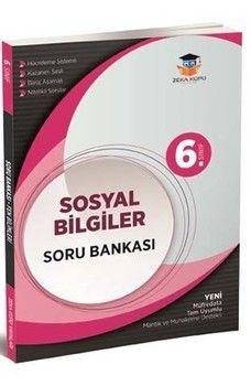 Zeka Küpü Yayınları 6. Sınıf Sosyal Bilgiler Soru Bankası