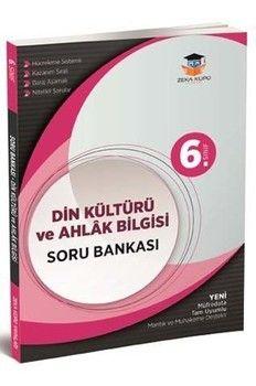 Zeka Küpü Yayınları 6. Sınıf Din Kültürü ve Ahlak Bilgisi Soru Bankası