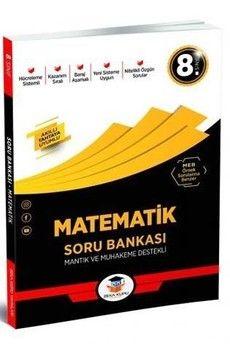 Zeka Küpü Yayınları 8. Sınıf Matematik Soru Bankası