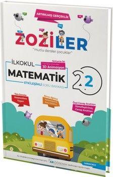 Zoziler 2. Sınıf Matematik Artırılmış Gerçeklik Etkileşimli Canlanan Soru Bankası
