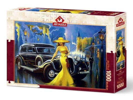 Art Puzzle Gecenin Güzeli 1000 Parça Puzzle