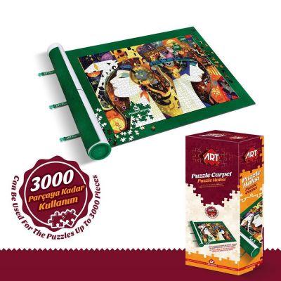 Art Puzzle Halısı 3000\'lik (Kutulu)