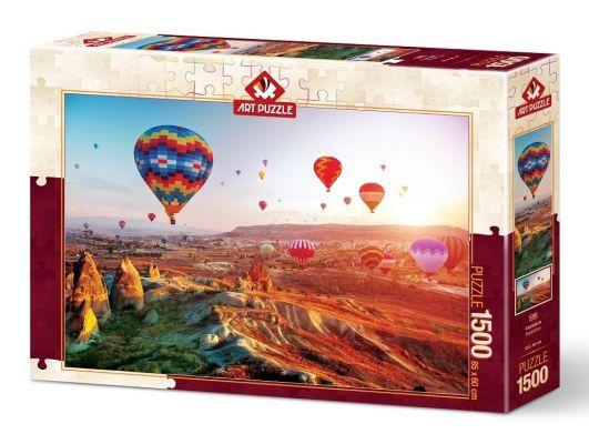 Art Puzzle Kapadokya 1500 Parça Puzzle