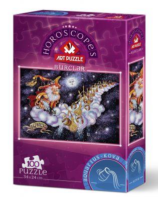 Art Puzzle Kova Burcu 100 Parça Puzzle