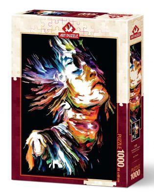 Art Puzzle Renklerin Portresi 1000 Parça Puzzle