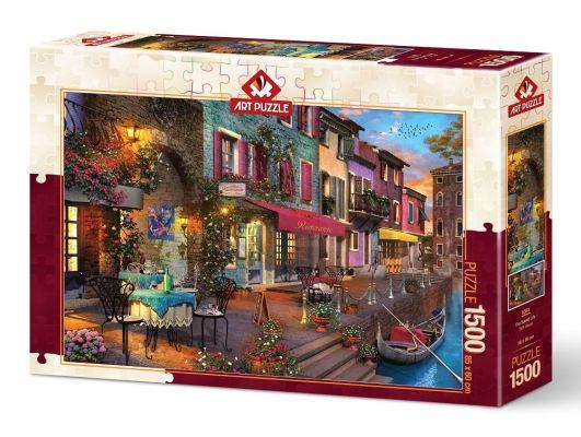 Art Puzzle Tatlı Hayat 1500 Parça Puzzle