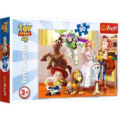 Toy Story 4, Ready To Play 30 Parça Yapboz