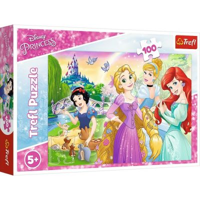 Trefl Çoçuk Puzzle A Dream Of Being A Princess 100 Parça Puzzle