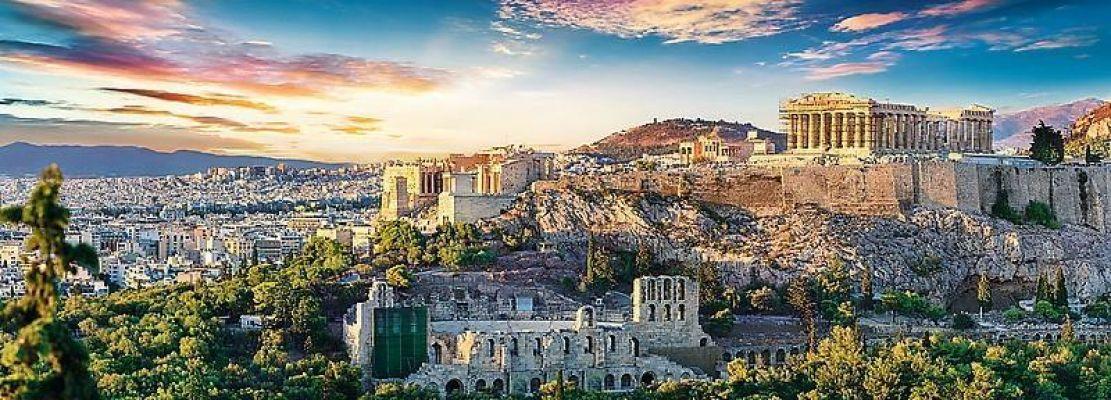 Trefl Puzzle Acropolis, Athens 500 Parça Panorama